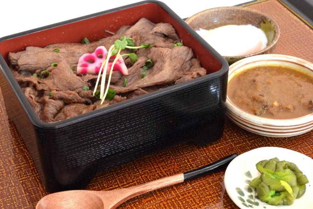 常陸牛しぐれ煮重¥1,680