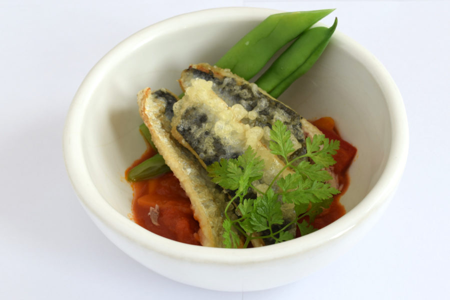 本日のお魚料理